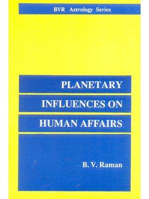 Planetary Influences on Human Affairs