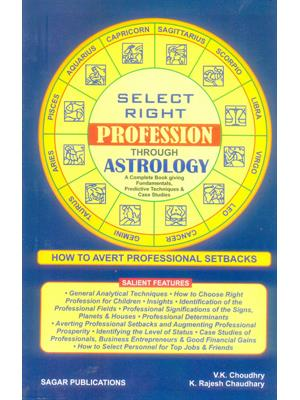 Select Right Profession Through Astrology