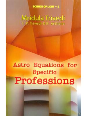 Astro Equations for Specific Professions
