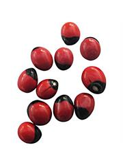 Red (Lal) Gunja (11 pcs)